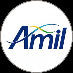 Amil Saúde logotipo