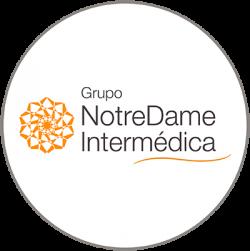 Logotipo GNDI intermedica saúde