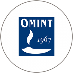 omint saúde logotipo