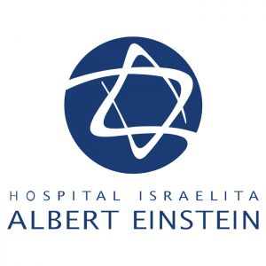 Logotipo Hospital Albert Einstein
