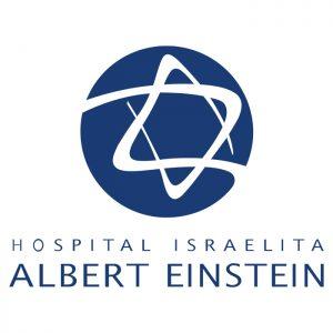 Logotipo Hospital Albert Einstein