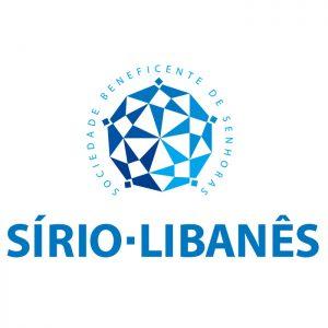 Logotipo Hospital Sírio libanês