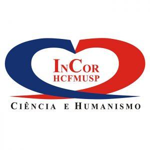 Logotipo Incor ciência e humanismo
