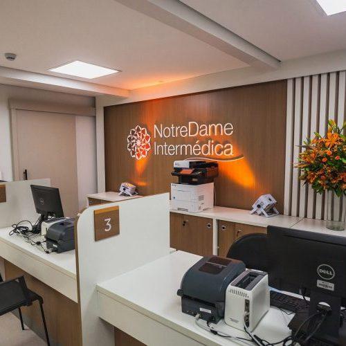 Sala de Recepção da NotreDame